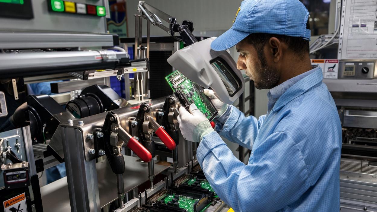 Vietnam Manufacturing Agent
